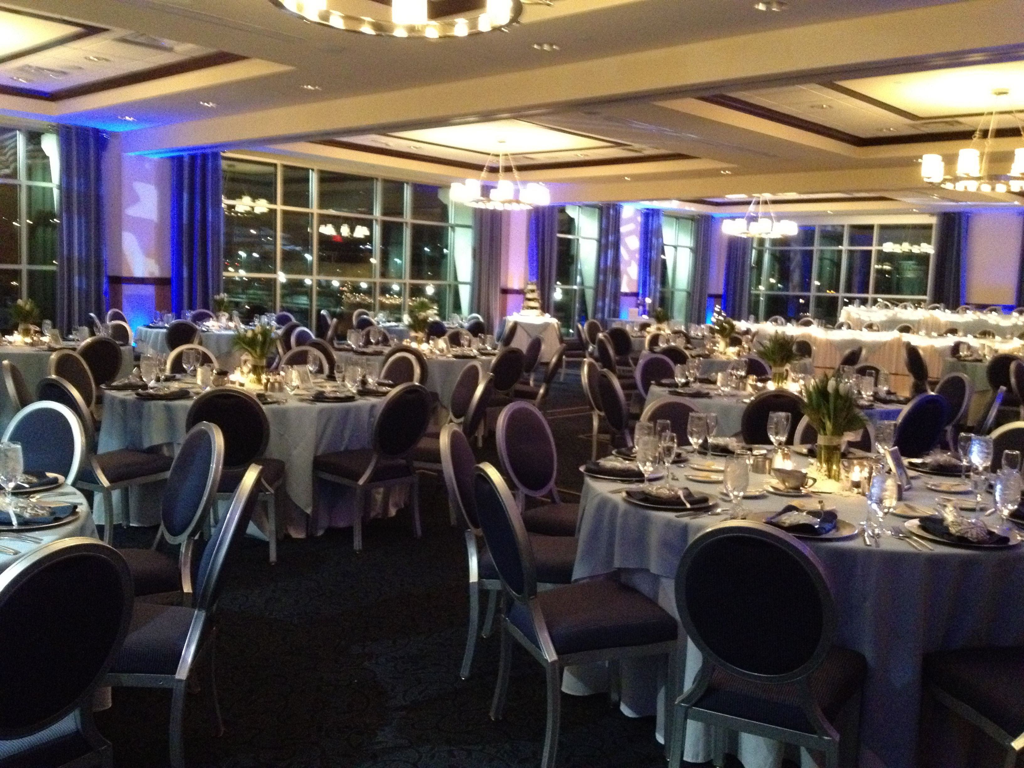 The Harlequin Ballroom At The Sheraton Erie Bayfront Hotel