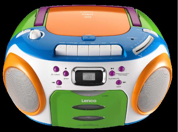 LENCO SCR 97 Radiorekorder / Boombox günstig bei SATURN bestellen
