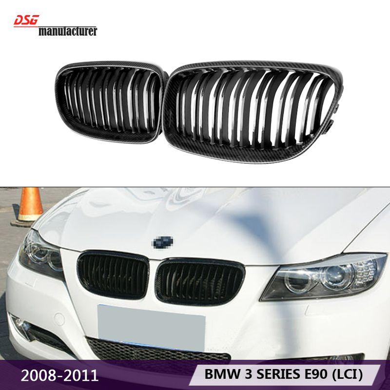 E90 E91 Lci High Quality M3 Design Replacement Black Carbon Fiber