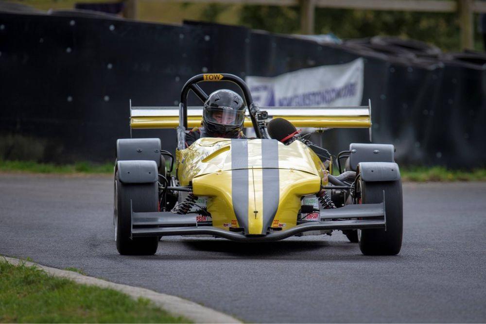 Ad clubmans hillclimbsprint carrace car sprint cars