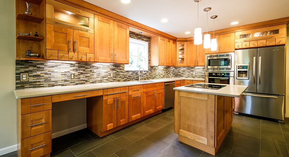 Life Art Cabinetry®   Birmingham   Assembled kitchen ...