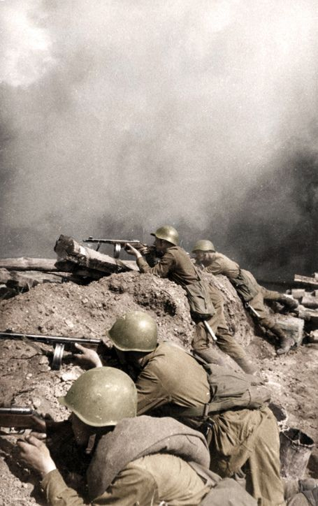 Red Army - Stalingrad Battle 1942
