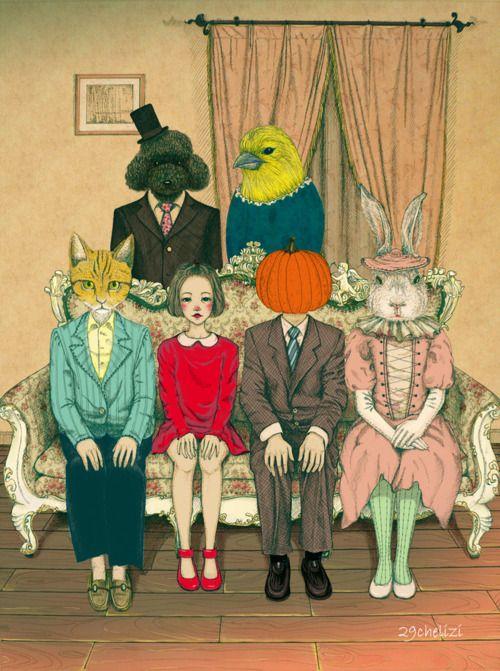 I like odd families
