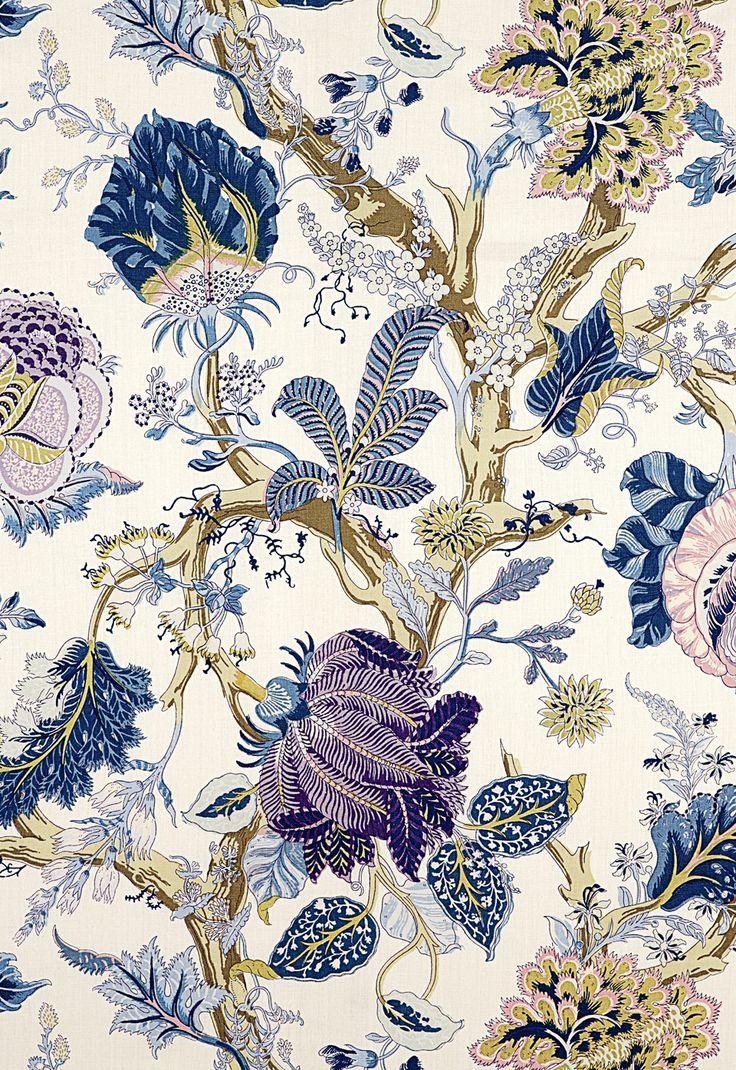 Des fleurs et des murs pattern historic pinterest - Deco printempsidees avec fleurs et motif floral ...