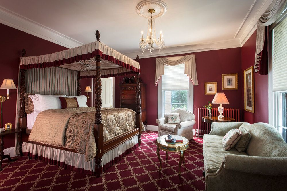 Gallery House, Bedroom interior, Home
