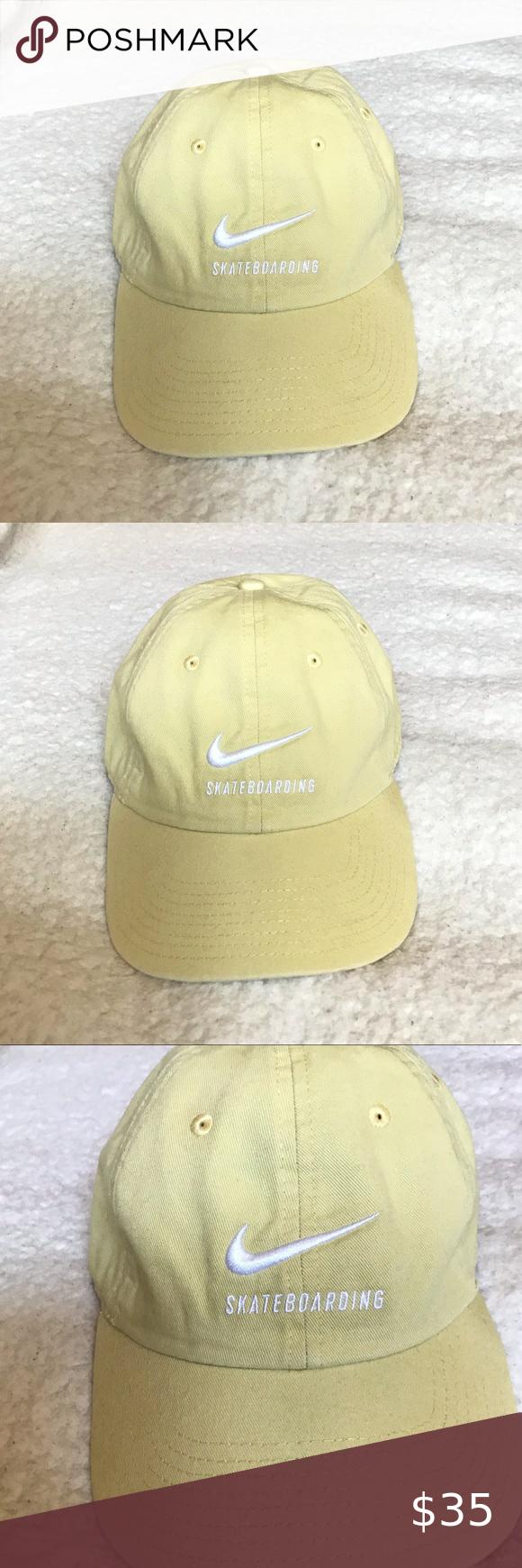 Nike Sb Heritage86 Skateboarding Hat Nike Sb Nike Accessories Women Accessories Hats