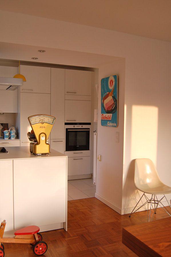 Küchenansicht mit S Ytong Pinterest - küche selbst gebaut