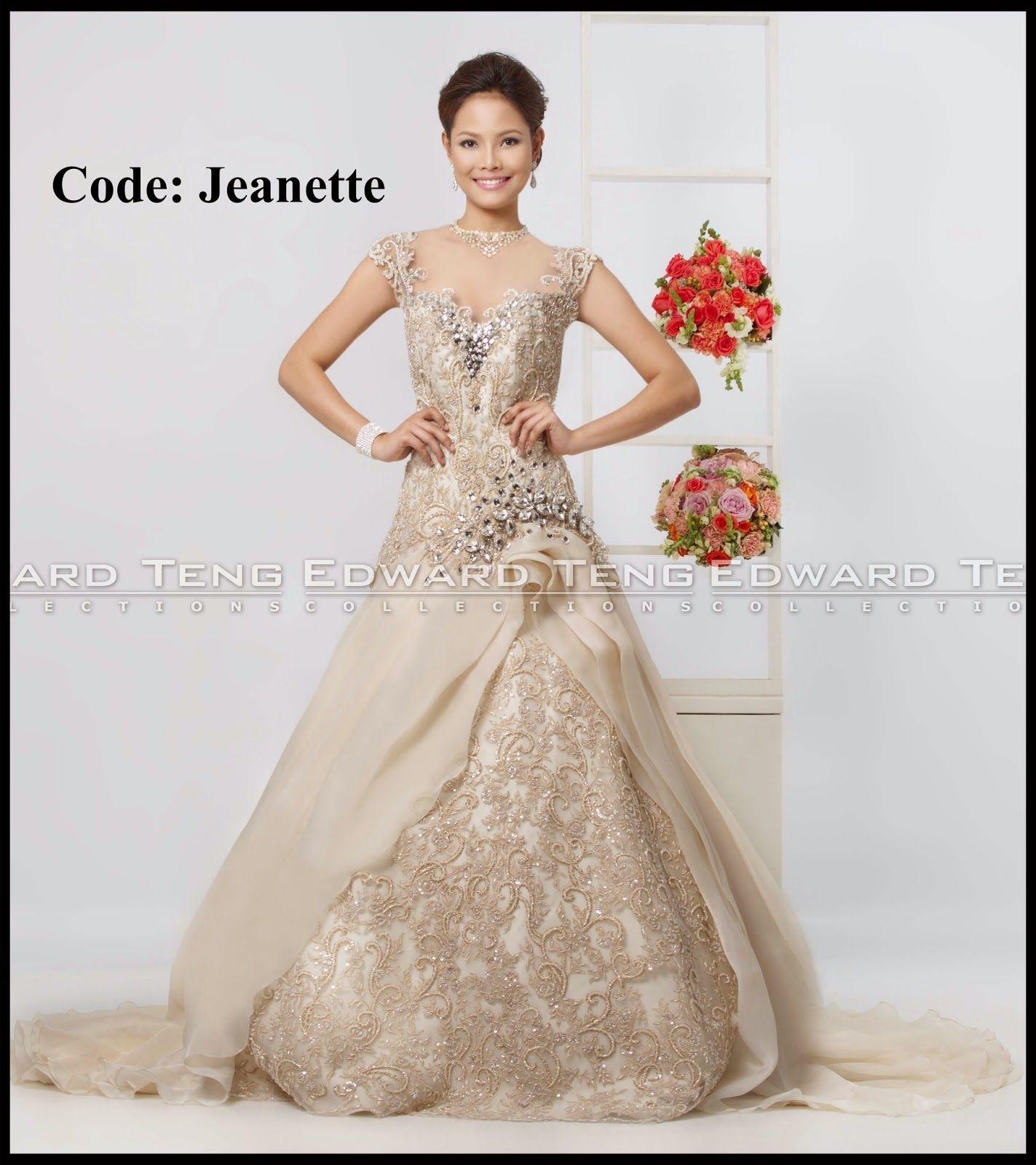 Philippine Wedding Gown Designers: Philippines Wedding Gown Designer