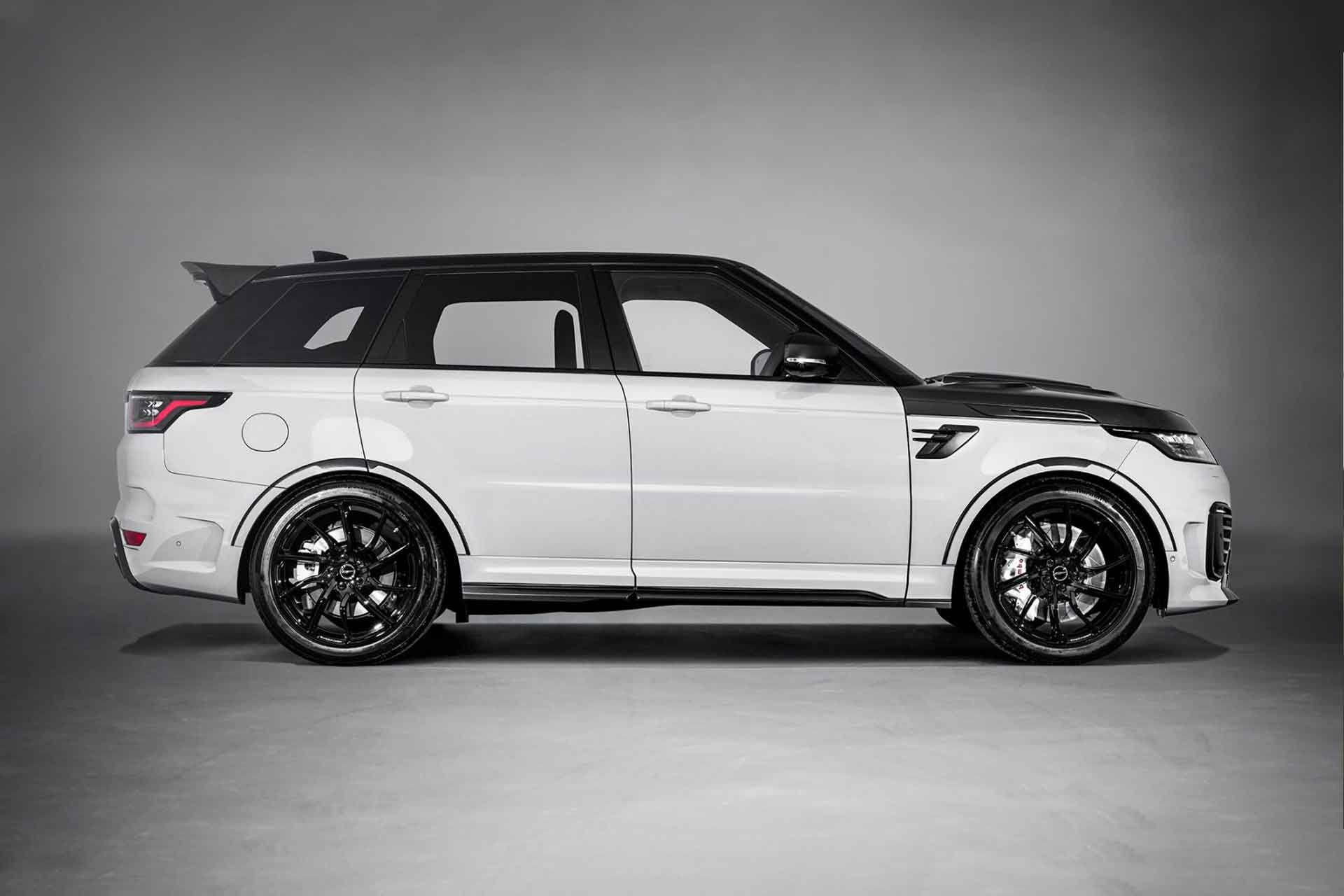 2020 Overfinch Supersport Suv Range Rover Range Rover Sport Mclaren P1 Carbon Series
