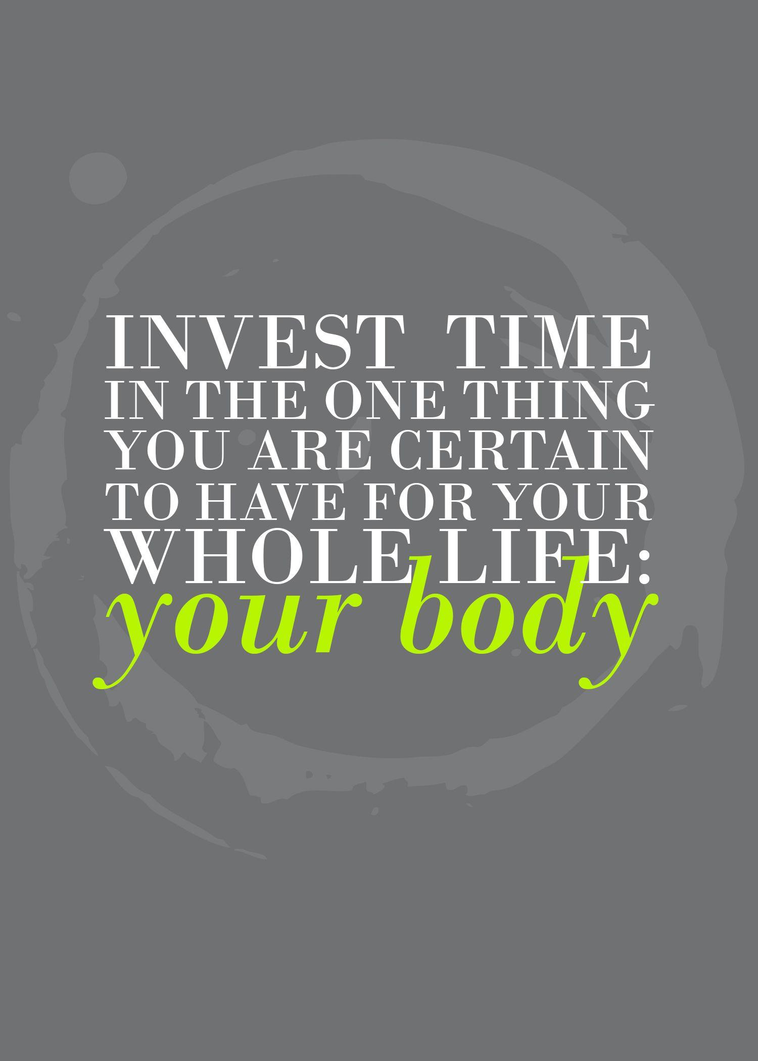 Invest In Your Health Epicfitness.biz