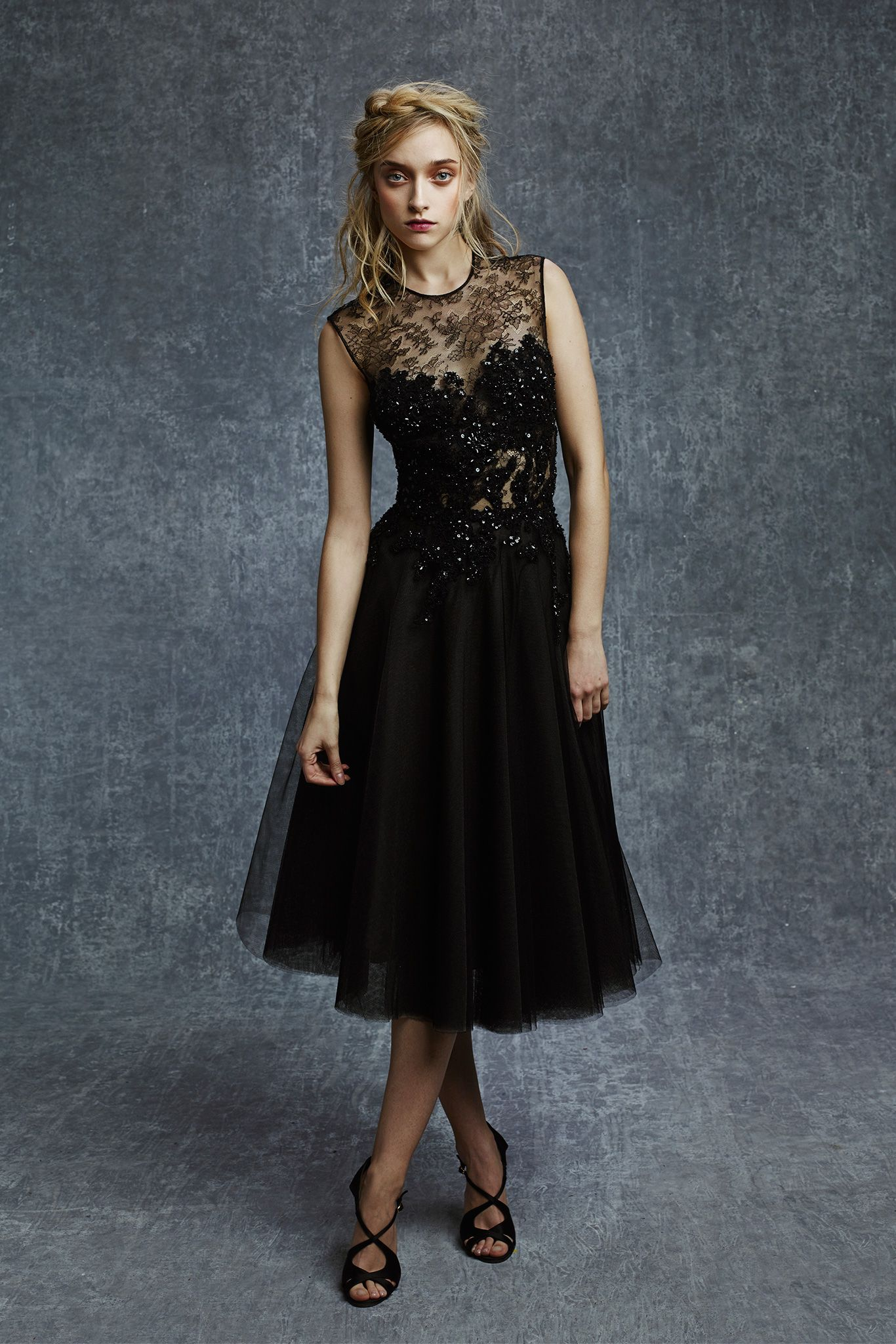 Reem acra prefall collection gallery style vestiti