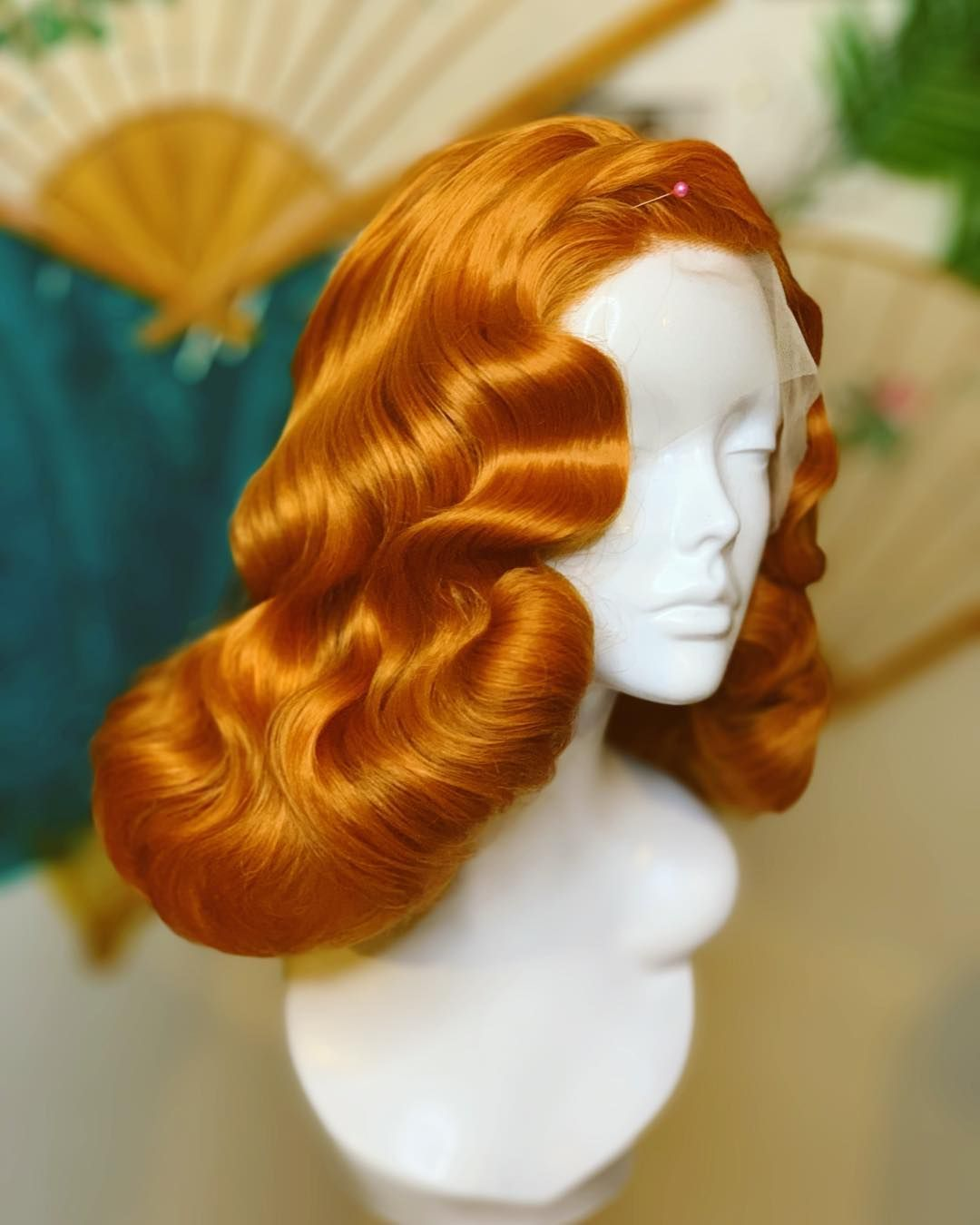 Necia S Hairstyling On Instagram Copper Custom Neciashairstyling Itsallaboutthebrushout Hair Hairstylist Hair Experiment Fake Hair Ombre Hair Blonde