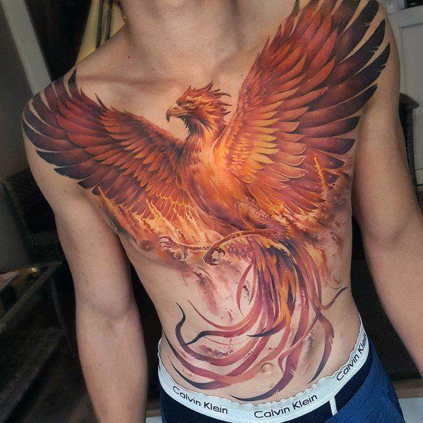 Tattoo Big Ideas For Guys