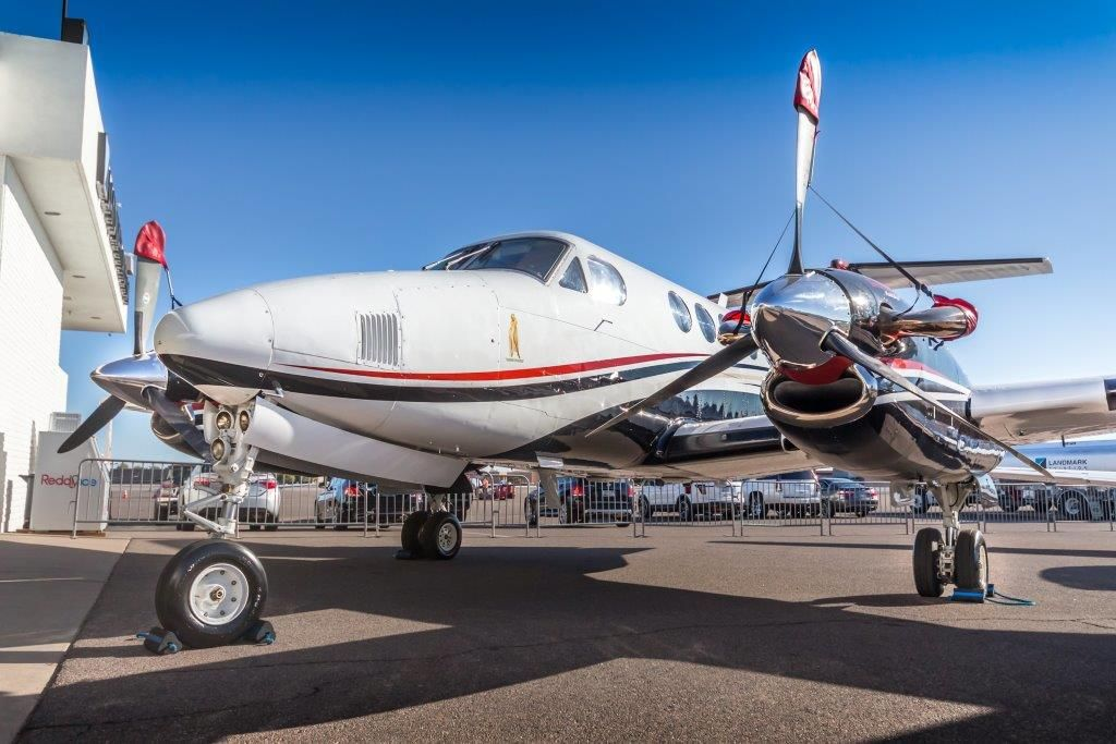 1981 Beechcraft King Air 200 for sale in Scottsdale, AZ