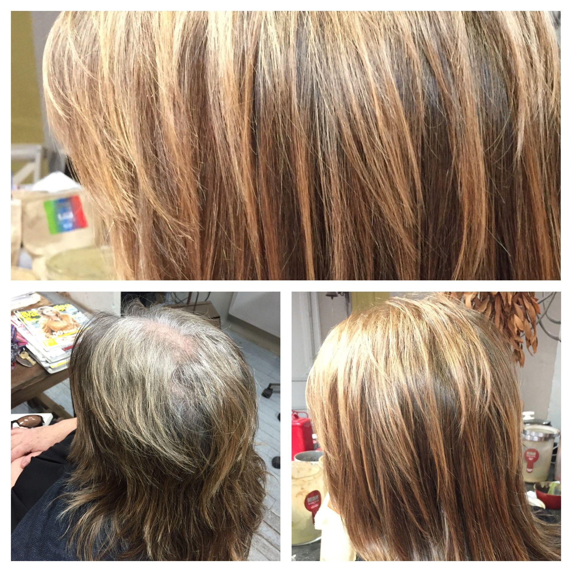 Plantes pour colorer cheveux blancs