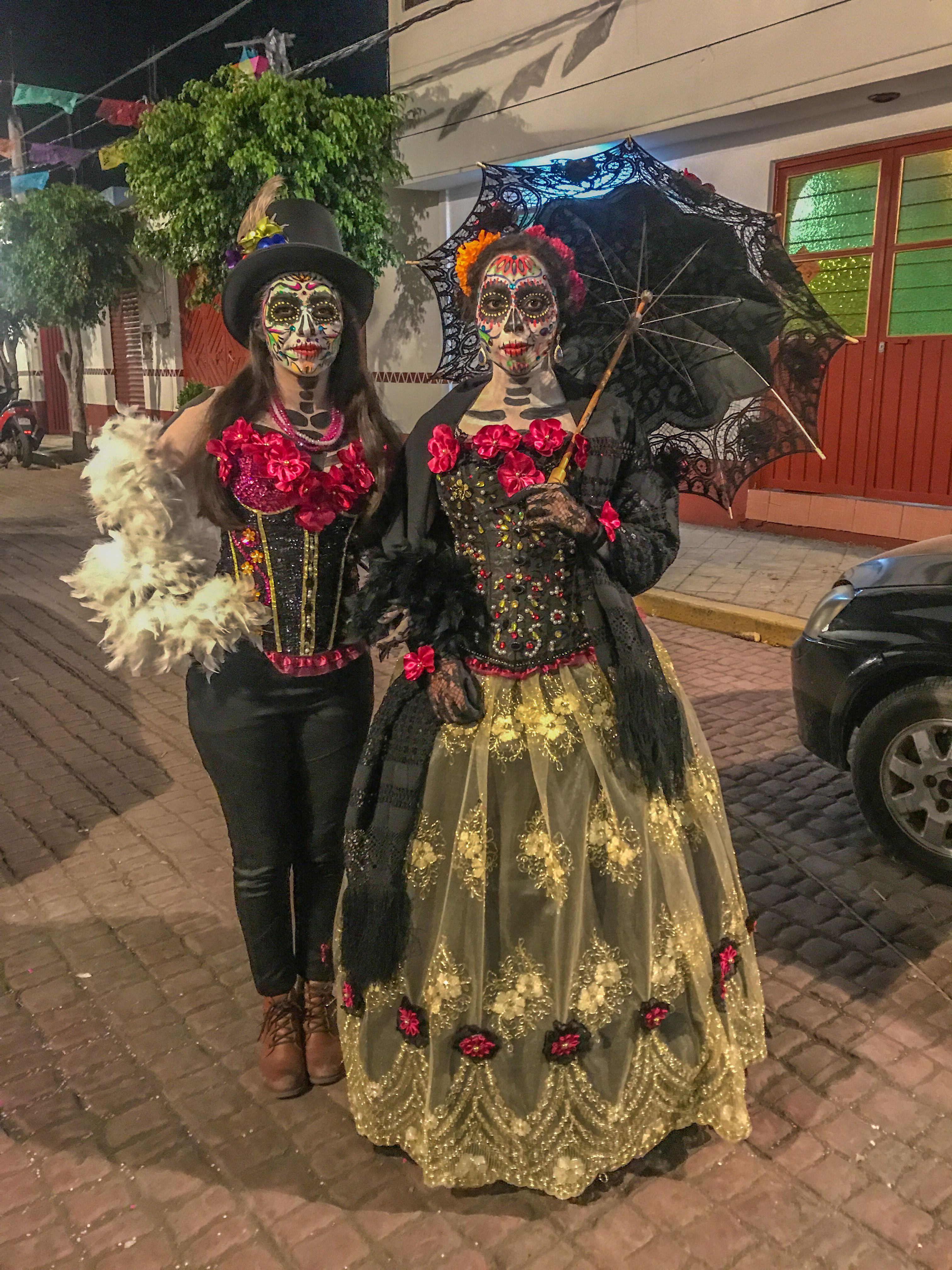Day of the Dead group trip to Mexico City 2020 Day of