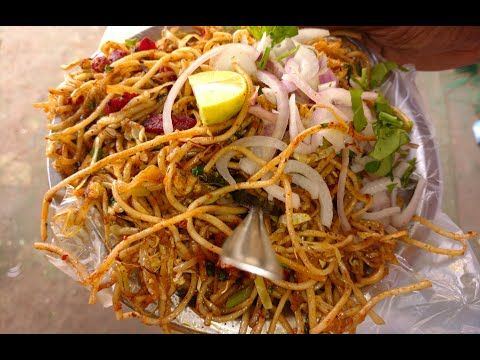 Indian street food chicken noodles recipe hyderabad fast food indian street food chicken noodles recipe hyderabad fast food youtube forumfinder Images