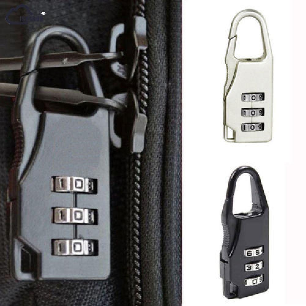 Mini travel luggage padlock price 795 free shipping