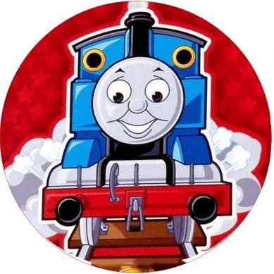 Printable Thomas Train Birthday Trains Party Boy Parties