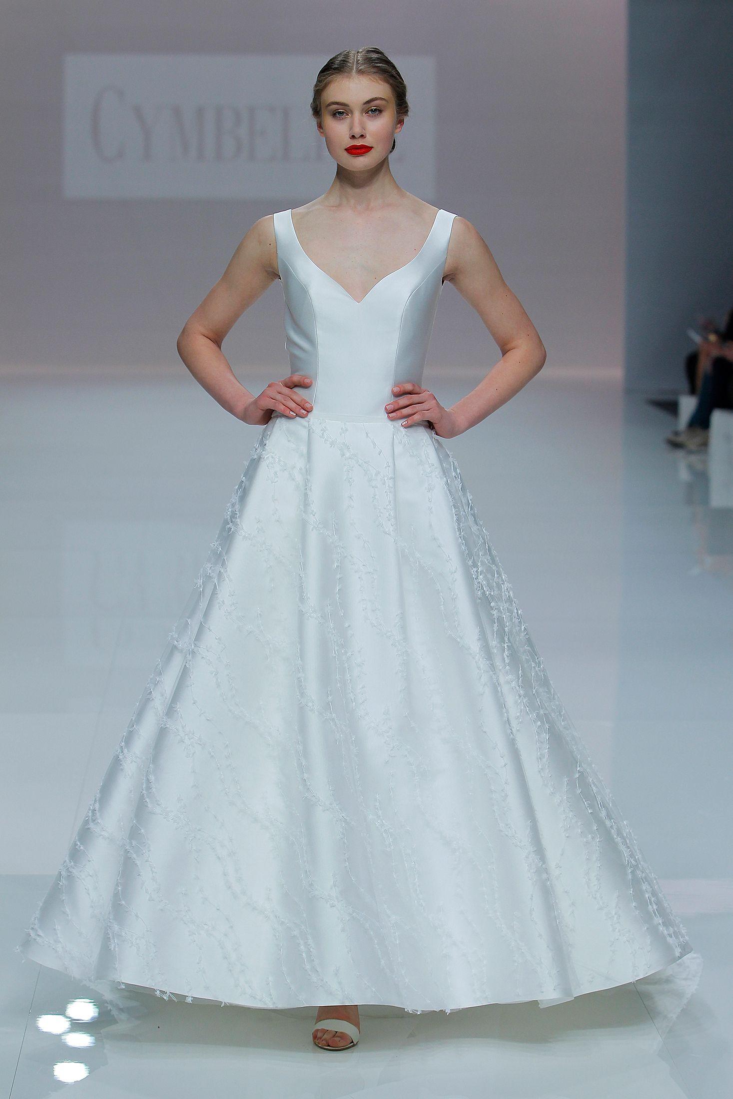 Vestido de Novia de Cymbeline - CY 062 #wedding #bodas #boda ...