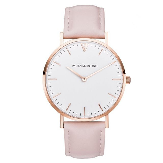 2017 Luxury Brands PAUL Valentine women watch simplicity classic ...
