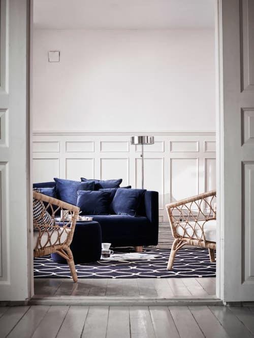 Wohnzimmer-Inspiration aus der neuen STOCKHOLM-Kollektion von Ikea - wohnzimmer ikea inspiration