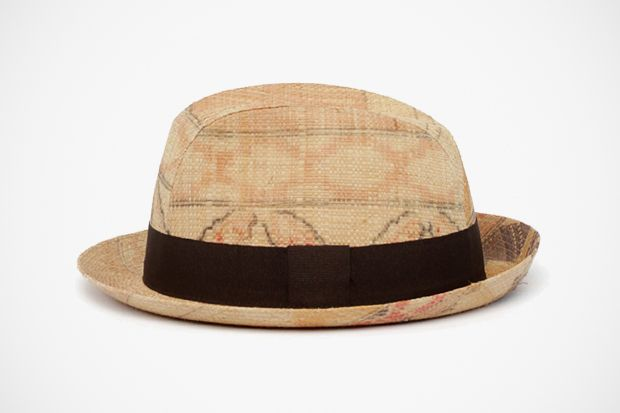 Pigalle 2012 Spring/Summer Hat Collection.