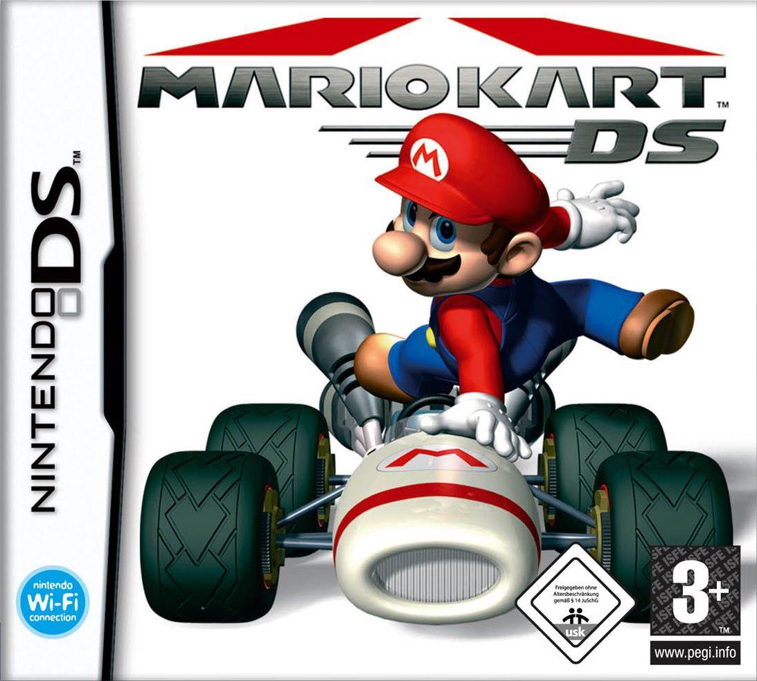 Mario Kart Ds Nds Rom Download Portalroms Com Jogos Nintendo Nintendo Wii