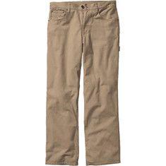 Patagonia Builders Pants (men's) - Retro Khaki