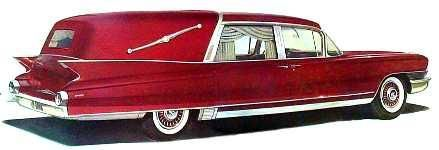 candy apple hearse
