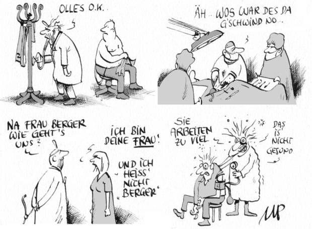 Pammesberger: Viele Ärzte immer noch arbeiten zu lange (29.09.2014)