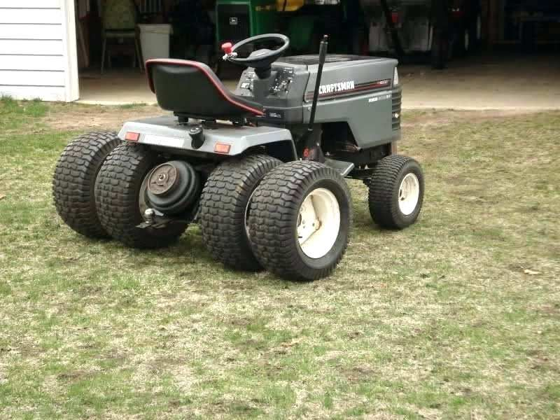 Sears Craftsman Mower Sears Lawn Riding Tractors Lawn