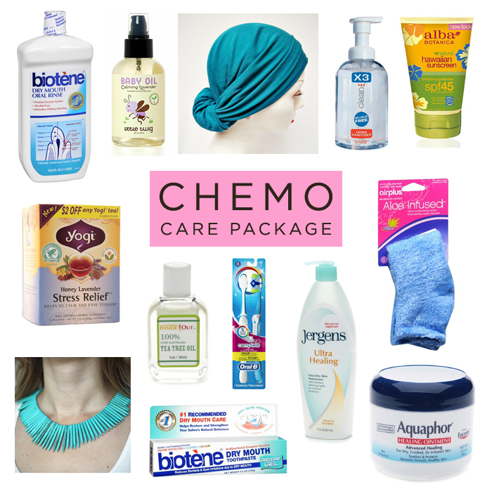 Advice On How To Put Together A Chemo Care Package My Mom