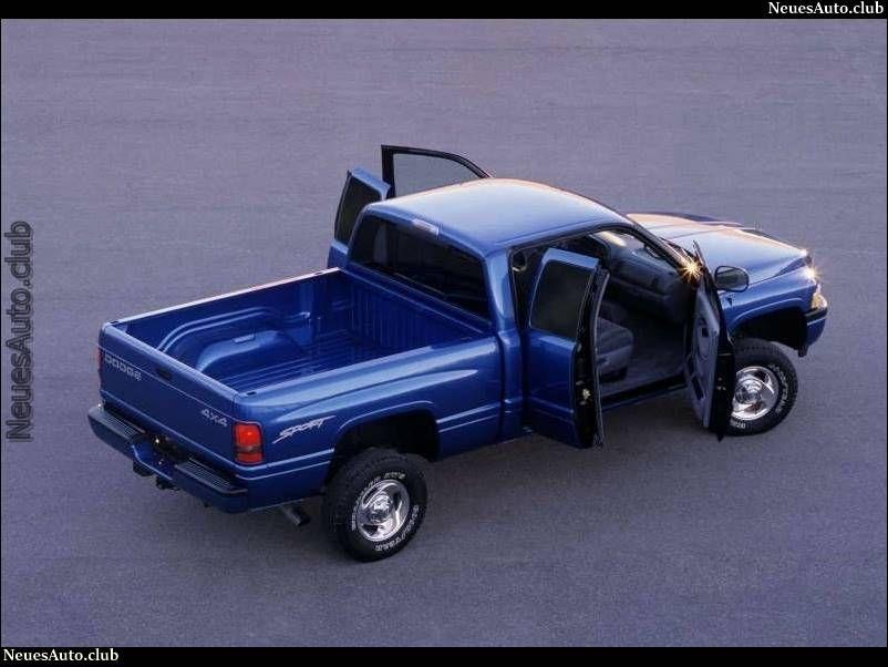 Dodge Ram Quad Cab 1998 Dodge Rams