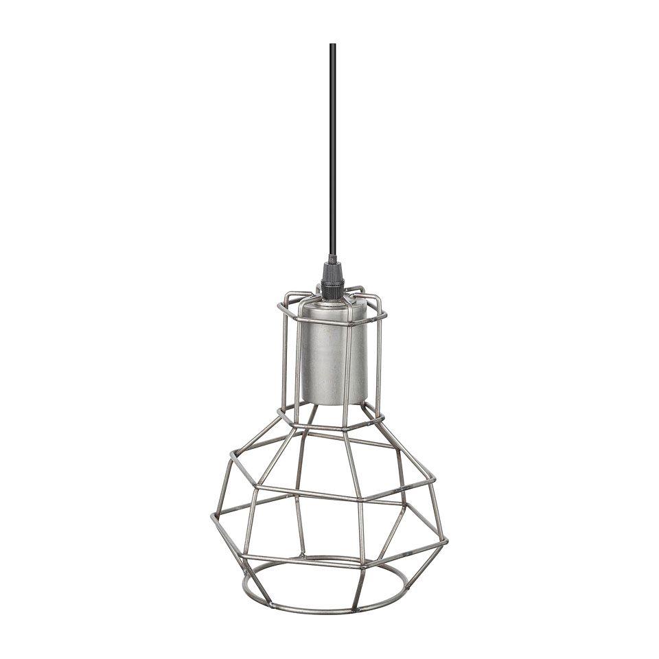 hanglamp metaal diamant   xenos   lamps & lighting   pinterest, Deco ideeën