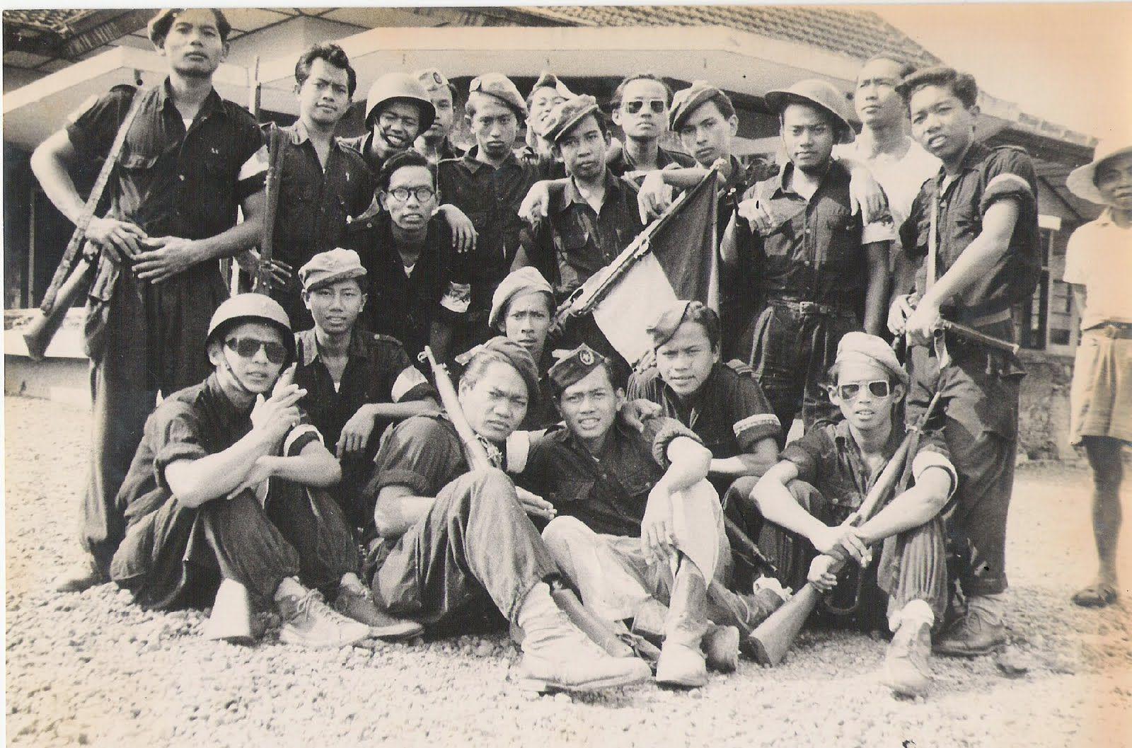 Gambar Foto Pahlawan Kemerdekaan