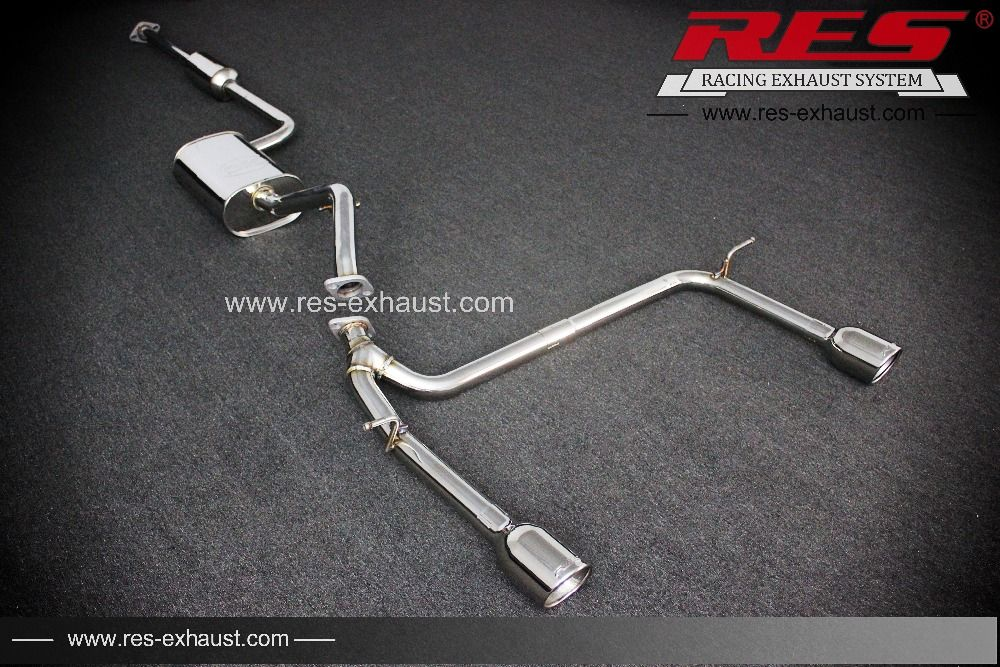 Cheap Auto Parts Res Racing For Ford Classics Fawcus Custom Exhaust