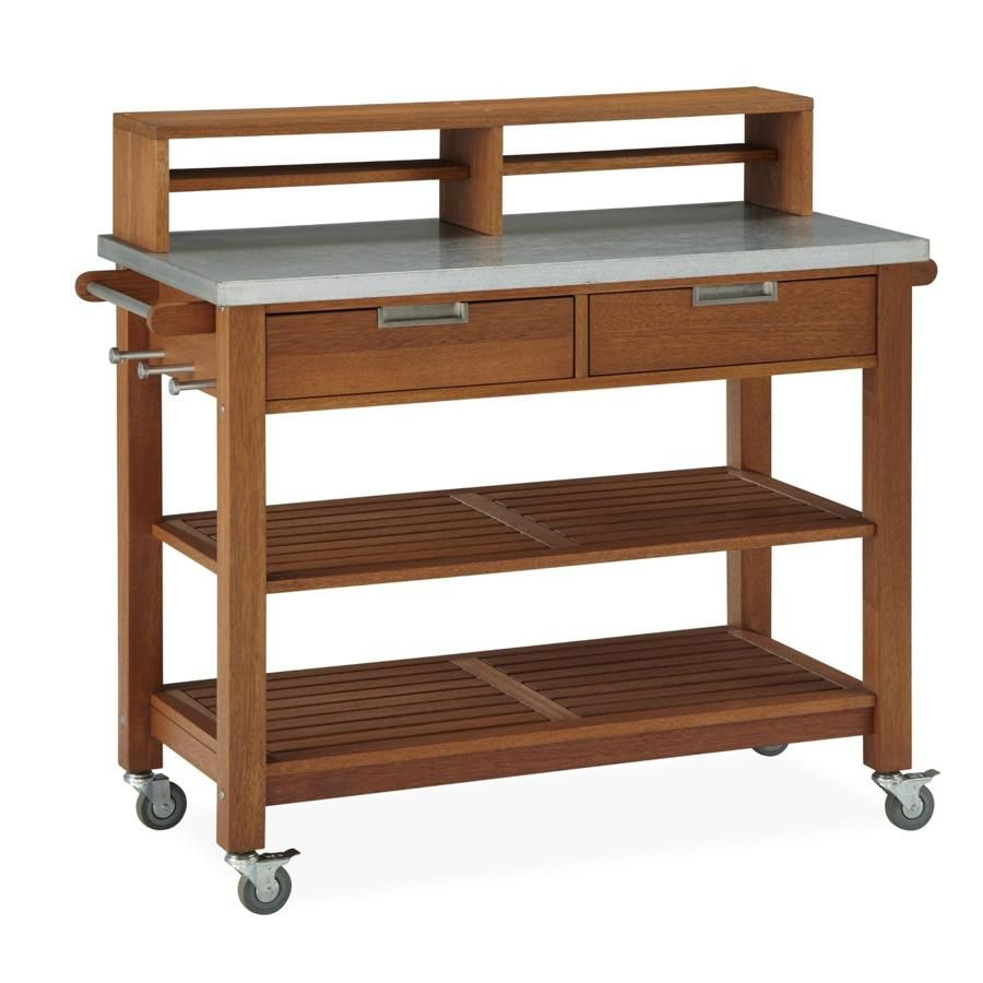 Stainless steel prep table wooden kitchen ideas pinterest stainless steel prep table wooden watchthetrailerfo
