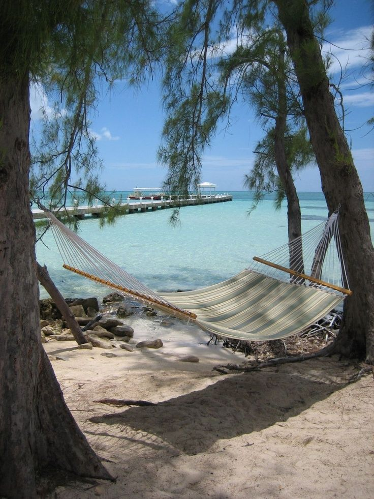 Rum Point Grand Cayman Islands It was wonderful to lay in the ...