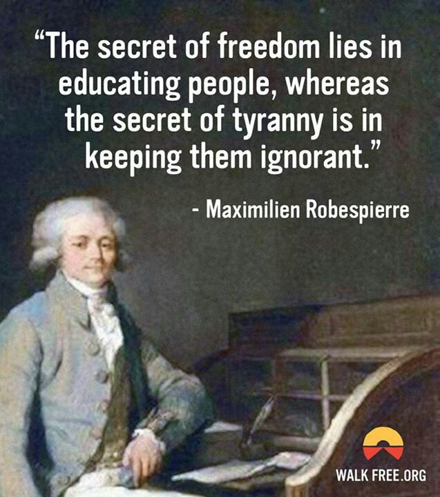 Robespierre Quotes 6