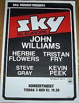1981 på Konserthuset i Gbg