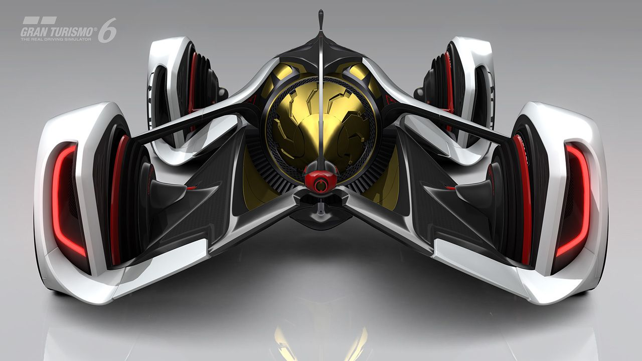 Chevrolet Unveils The Chaparral 2x Vision Gran Turismo News