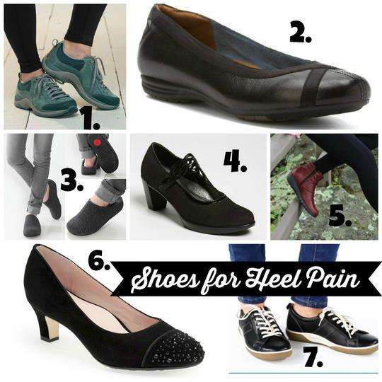9fd14a4e26 Plantar Fasciitis Shoes - 7 (Always Comfortable) Reviews ...