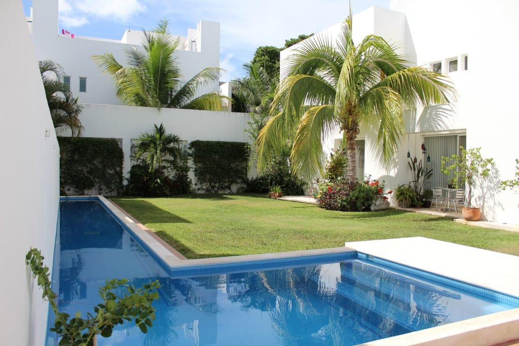 Casa habitacion en en cozumel quintana roo casas de for Casa habitacion minimalista