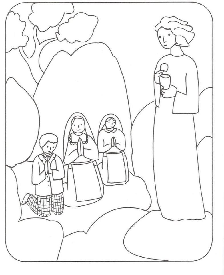 Pin by Finer Femininity Leane VanderP on Catholic Coloring