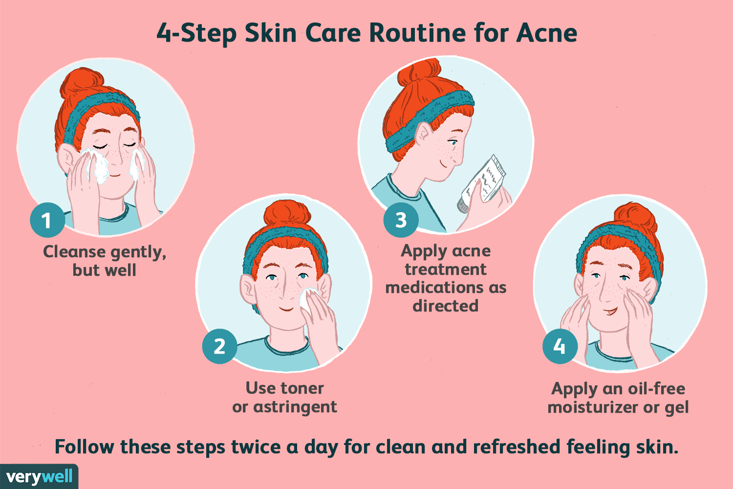 Create The Perfect Blemish Busting Skin Care Routine Skin Care Routine Best Skin Care Routine Effective Skin Care Routine