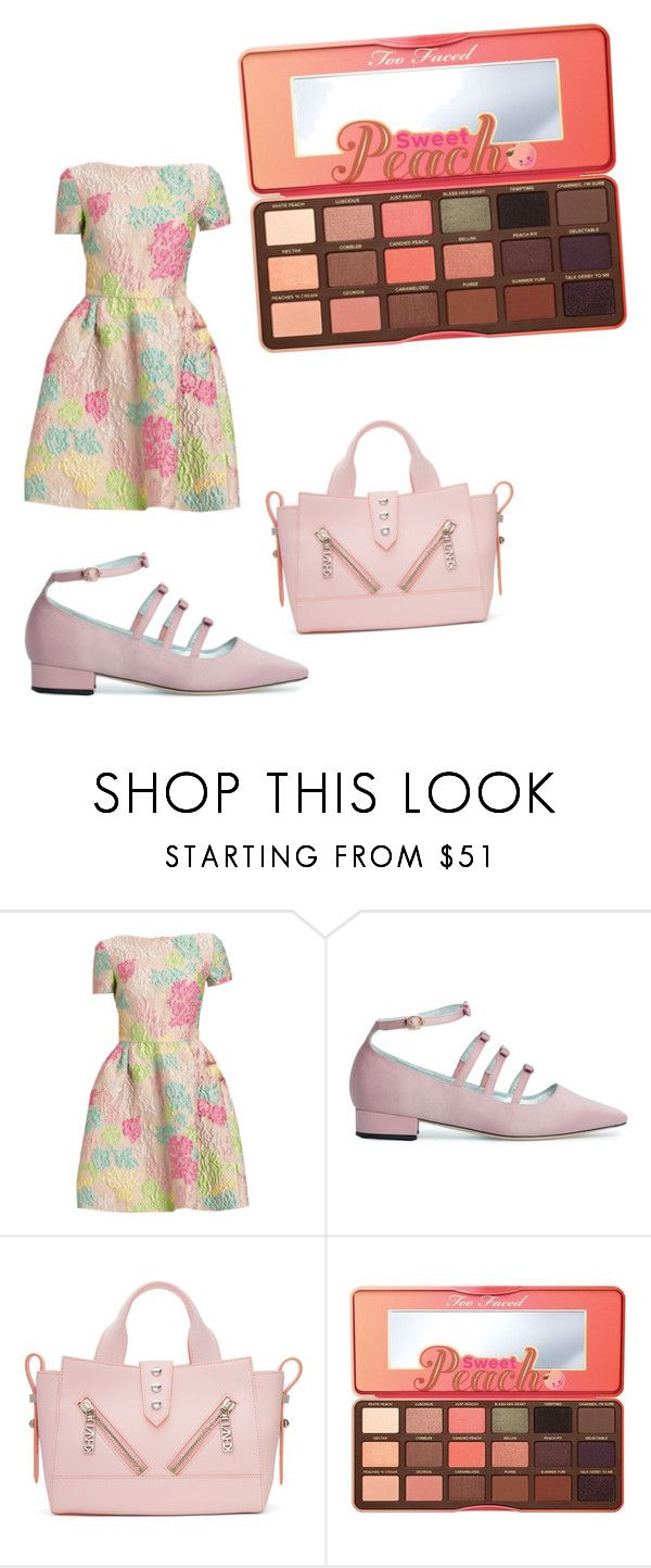 Flower Bomb By Necolapearley Liked On Polyvore Featuring Beauty
