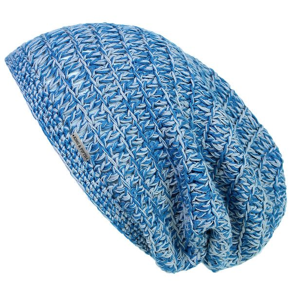 e55c04fef3c Mens Summer Slouchy Beanie made with lightweight yarn in loose open  stitches. Perfect for your beanie style in warm weather.