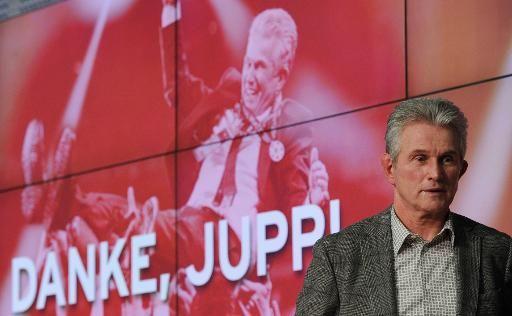FOOTBALL -  Espagne: Heynckes exclut de reprendre du service à Barcelone - http://lefootball.fr/espagne-heynckes-exclut-de-reprendre-du-service-a-barcelone/