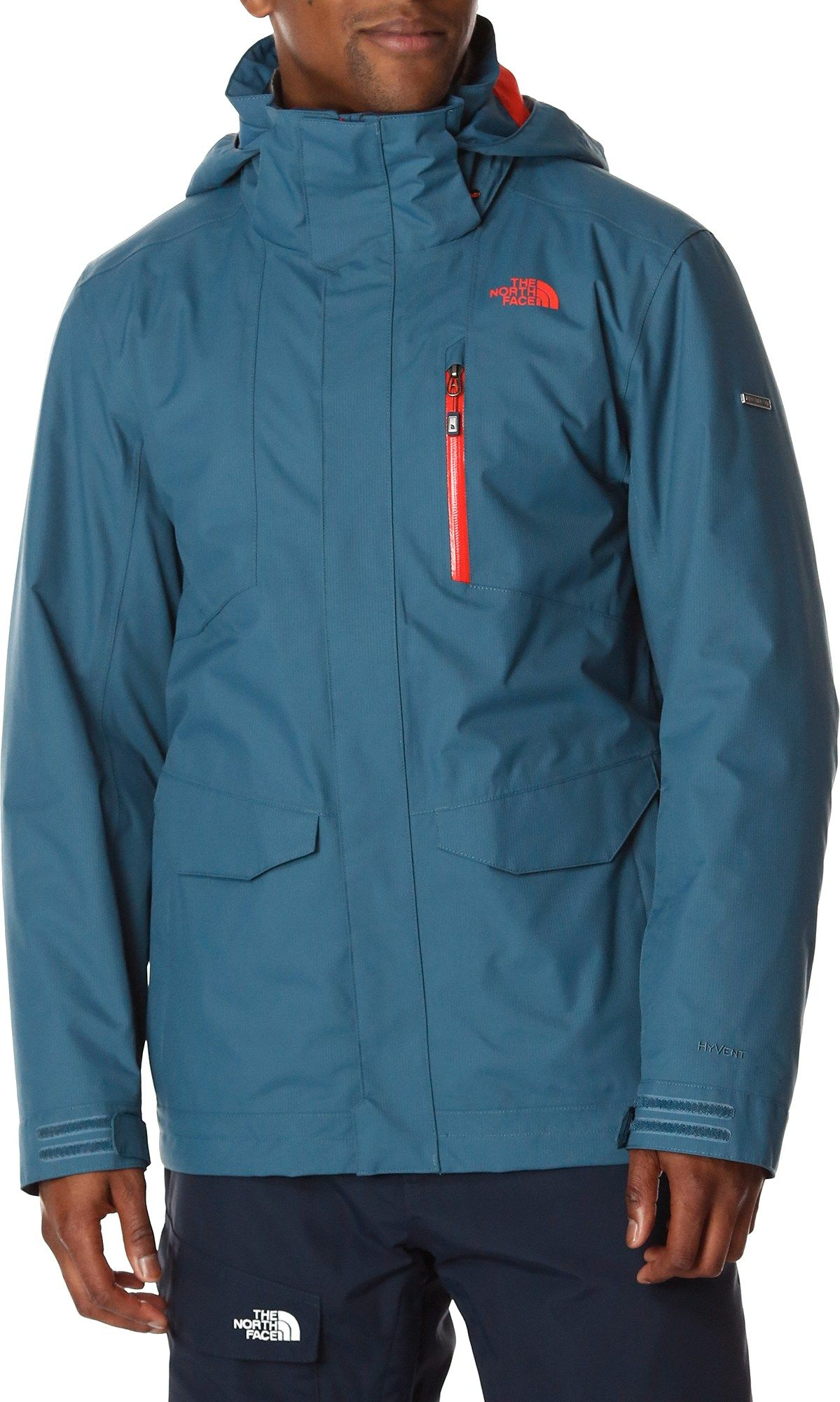 12e88ec610 The North Face Male Gregorio Thermoball Triclimate 3-In-1 Jacket - Men s